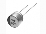 Conductive Polymer Aluminum Solid Electrolytic Capacitor