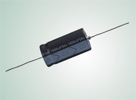Non-Polar Axial Electrolytic Capacitors