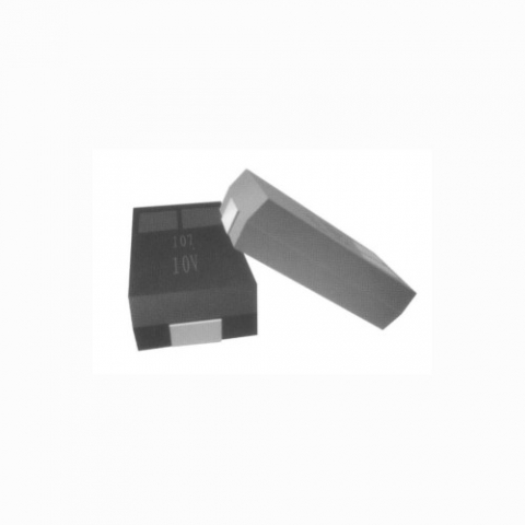 Solid Electrolyte Tanlaum Chip Capacitor