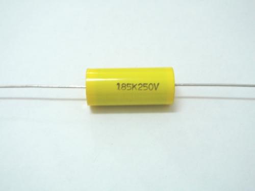 Metallized Polypropylene Film Capacitor (tubular)