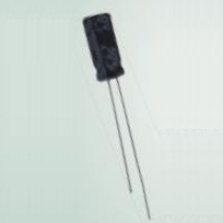 Miniaturized Non-polarized(BP) 7mm Height Electrolytic Capacitors