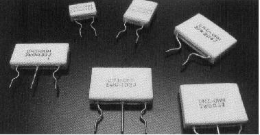 Power Flat Alloy Resistor