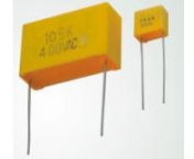 Metallized Polyester Film Capacitor (Box)