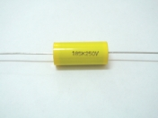 Metallized Polyester Film Capacitor (Tubular)