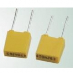 Metallized Polyester Film Capacitors (Mini Box) Pitch 5mm