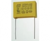 0.001uF~4.7uF Safety Recognized Standard