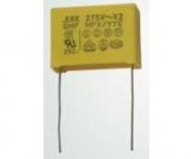 0.001uF~4.7uF Safety Recognized Standard
