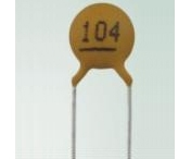 0.5pF~0.22uF Ceramic Disc Capacitor