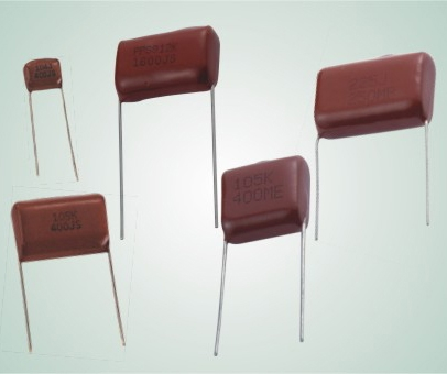 Metallized Polyester Film Capacitor Series Mef